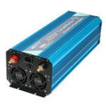 Оригинал BELTTT 6000W 12V / 24V до 220V Pure Sine Wave Power Inverter Батарея Зарядное устройство ИБП