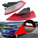 Оригинал Левый / правый задний бампер Тормозные тумбочки Tail Обратный Лампа для Ford Kuga Focus W / Лампочки