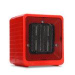 Оригинал 220V 500W Electric Mini Fan Space Нагреватель Портативный зимний теплый рабочий стол для дома
