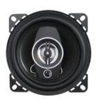Оригинал 2Pcs PZ-4022C 4 дюймов 50W 3-полосный коаксиальный Авто Аудиодинамик HIFI Громкоговоритель объемного звука