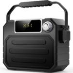 Оригинал Малата X06 Портативный беспроводной Bluetooth Динамик TF Радио FM Радио Aux-in Stereo Bass Speaker with Mic