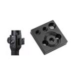 Оригинал DJI Адаптер модуля расширения Ronin-S Пластина 1/4 3/8 дюймов Ручной Gimbal камера Запасные части