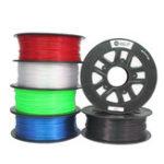 Оригинал CCTREE® 6 Цвета 1,75 мм 1 кг / рулон ПЭТ-волокна для креативности CR-10 / CR10S / Ender 3 / Tevo / ANET 3D Printe