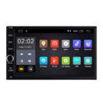Оригинал RM-CL0012 Android 8,0 Авто GPS навигация HD 7 дюймов Емкостный экран 2G + 16 Гб памяти