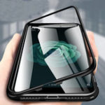 Оригинал Bakeey360°МагнитнаяадсорбцияФлип-металл закаленное стекло Защитная Чехол для Xiaomi MiA2/Mi6X