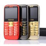 Оригинал NCKNAE712,4-дюймовый5900mAhBluetoothFM-факел Dual SIM Dual Standby Metal Body Тонкий Feature Phone