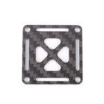 Оригинал 5PCS F3 F4 F7 Контроллер полета VTX Защита Пластина 30,5 * 30,5 мм Углеродное волокно для RC Дрон