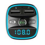 Оригинал T25 Bluetooth 5,0 Авто Bluetooth Передатчик Авто MP3-плеер U диск Авто mp3 Автоd Станок
