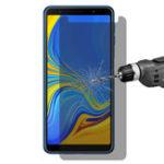Оригинал Enkay Anti Spy 2.5D изогнутые края закаленного стекла экран протектор для Samsung Galaxy A7 2018
