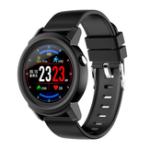 Оригинал BakeeyNY1011.3'КруглыйнаборHR Sleep Монитор Многоязычный спортивный режим Фитнес Tracker Smart Watch
