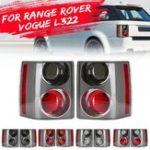 Оригинал Пара Авто Задний задний фонарь Сборочный тормоз Лампа для Range Rover Vogue L322 2002-2009
