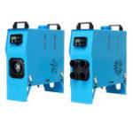 Оригинал HCalory 3KW / 5KW 12V Air Diesel Нагреватель Парковка Нагреватель LCD Цифровой Дисплей Воздух Нагреватель
