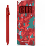 Оригинал Xiaomi ALPHA Письмо Гель Ручка 0,5 мм черный для рождественского подарка