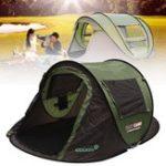 Оригинал Наоткрытомвоздухе5-8человекАвтоматическая мгновенная всплывающая палатка Водонепроницаемы Подвеска для солнцезащитных зонтов Кем