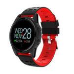 Оригинал bakeeyR13HRКровяноедавлениеКислород Multi-sport IP67 Фитнес Tracker Bluetooth камера Smart Watch