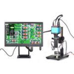 Оригинал 14 миллионов пикселов Full HD Цифровой микроскоп с микроскопом с цифровым увеличением 1 / 2,3 дюймов Электронный цифровой микроскоп Изображение