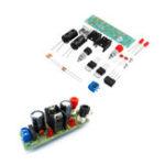 Оригинал 10шт DIY Двойной LM7805 Диффузор Модуль регулятора Набор 5V 3A Солнечная Модуль генератора энергетического регулятора