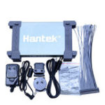 Оригинал Hantek 4032L Logic Analyzer 32Channels USB Осциллограф Handheld 2G Глубина памяти Osciloscopio Portatil Automotive Осциллографs