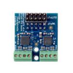 Оригинал Плата PD100 для дочек, позволяющая двум датчикам температуры PT100 подключаться к DuetWifi и Duet Ethernet 3D Printer Part