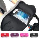 Оригинал Перчатка для коляски для младенцев с сенсорным экраном Pocket Pocket Водонепроницаемы