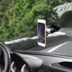 Оригинал Щит Тип Авто Магнитный держатель для всасывания лобового стекла на 360 ° Вращающаяся подставка для iPhone XS