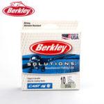 Оригинал BerkleySolutions228mNylonРыбалкаЛиния для литья под давлением Сильная вытягивающая зеленая мононити Рыбалка Lure Line Wear Resistant10 / 12 / 14LB