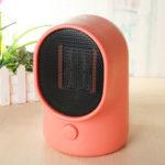 Оригинал 500W Портативное электрическое пространство Нагреватель Настольный нагревательный вентилятор Handy Air Warmer Home Office