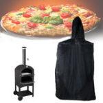 Оригинал 160x37x50cmНаоткрытомвоздухеПиццаДуховой шкаф Кухонная плита Водонепроницаемы Пыль Дождь UV Защитный протектор