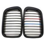Оригинал ABS Авто Впускная решетка для BMW E46 4D 98-00