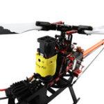 Оригинал Kenny Ko Мотор Охлаждающий вентилятор для XLPOWER RC Вертолет 4020 4025 4525 Мотор