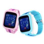 Оригинал Bakeey GPS трекер Anti-lost SOS Call Водонепроницаемы Smart Watch Kids Watch для Android / iOS