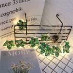 Оригинал Батарея Работал 2M Рождественская елка листья Праздник Рождественская вечеринка 20 LED Фея String Light