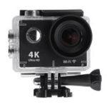 Оригинал 4K WiFi 2.4G Дистанционный 2 дюймов Ultra HD 170 Degree Водонепроницаемы Боевик Спорт камера