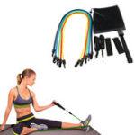 Оригинал KALOAD11штPullВеревкакомплекты Фитнес Сопротивление диапазонов Упражнения Спорт Body Training Yoga Оборудование