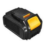 Оригинал Мощность Инструмент Батарея Монтажные аксессуары без Батарея Для Dewalt 18V 20V Батарея DCB200-10