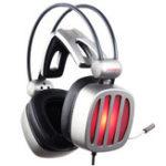 Оригинал Xiberia S21 USB Wired 7.1 Surround Sound Стереогарнитура для наушников с микрофоном