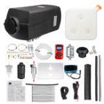 Оригинал 5KW12V Diesel Air Нагреватель Upgrade LCD Термостат Парковка Нагреватель Комплект для подогрева
