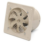 Оригинал Вентилятор для вентиляции 220В 40 Вт 6 дюймов Настенный выхлопной вентилятор на открытом воздухе Главная страница Ванная комната Вентилятор