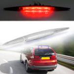 Оригинал Белый High Mount 3-й тормозной хвост Остановка Лампа для Honda CR-V CRV 2012-2016