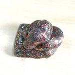 Оригинал С блестками Crystal Slime Clear Розовый Blue Decompression Mud Kids Toy