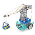 Оригинал DIY Smart Robo3 Mio STEAM Robot Авто Управление APP, программируемое с пакетами расширения
