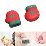 Оригинал IPRee®5000mAhМобильныйповербанкMini Charging Christmas Перчатки Носки Маленький карман для рук ручной работы USB