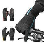 Оригинал CoolChangeCyclingПерчаткиЗимнийтепловойветрозащитный Full Finger Anti-Slip Touch Screen Bike Перчатки
