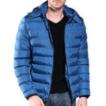 Оригинал Мужскаязимняяскапюшономветрозащитнаятеплоизолированная мягкая куртка