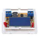 Оригинал 5 ~ 23 В DC-DC Регулируемый понижающий модуль питания Напряжение тока LCD Дисплей Shell