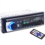 Оригинал 12V Авто Радио Bluetooth 1 DIN In Dash Aux Вход FM стереофонический блок