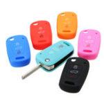 Оригинал Силиконовый 3 Кнопка Дистанционный Ключ Чехол Крышка для Hyundai Elantra Accent i20 i30 ix35