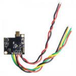 Оригинал AKK Smart Audio Stackable Backpack FPV Передатчик VTX для Runcam Micro и Foxeer Micro с MIC