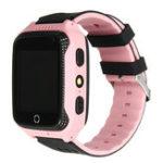 Оригинал Q529 Kids Smart наручные часы Телефон GPS трекер SOS Call фонарик камера для IOS