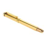 Оригинал LUOSHI 765 Fountain Ручка 0,7 мм Позолоченная резная средняя нить